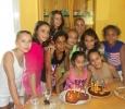 Les gymnastes du Pôle espoir de Toulon fêtent les 12 ans d'Oréane