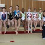 1/2 finale du championnat France en individuel de gymnastique 2010