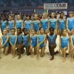 La broc-sport de l'US Créteil de gymnastique 2010