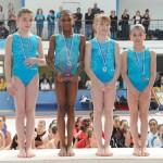 Championnat régional de gymnastique par équipes 2011