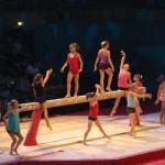 Oréane danse au Massilia 2011