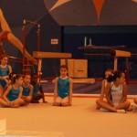 Championnat départemental individuel de gymnastique 2011