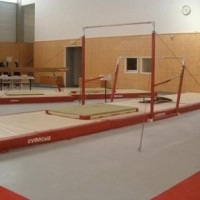 Les pôles de gymnastique artistique féminin en France