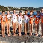 Les gymnastes du Pôle de Toulon jouent les tops models !