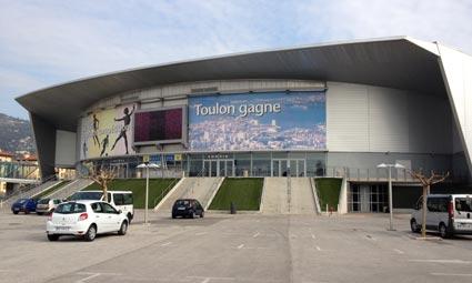 Toulon accueille au palais des sports les Championnats de France de Division Nationale 2012