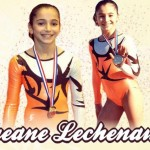 Oréane, une gymnaste en or !