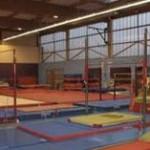 Le Pôle France de gymnastique artistique féminine de Saint-Etienne