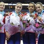 Jeux Olympiques 2012 : l'équipe de France féminine de gym débutera au sol
