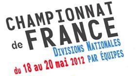 Toulon accueil les championnats de France divisions nationales par équipes 2012