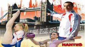 Nantes est la capitale de la gymnastique du 9 au 10 juin 2012