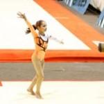 Vidéo : l'évolution d'Oréane dans la gymnastique artistique féminine