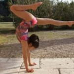 La gymnaste Oréane fait rêver les fans de gym