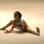Oréane : sa saison 2012 de gym remixée par Julie
