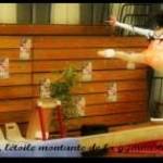Oréane, l'étoile montante de la gymnastique !