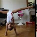 Vidéo de gym : Oréane d'hier à aujourd'hui