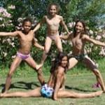 Le Pôle de gymnastique de Toulon en vacances
