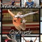 Oréane inspire les fans de gymnastique !