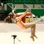 Oréane, l'incroyable talent de la gymnastique !