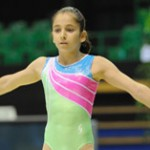 Oréane change de club de gymnastique !