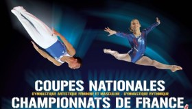 Coupes nationales de gymnastioque 2012 à Metz