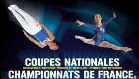 Coupes nationales de gymnastioque 2012 à Metz