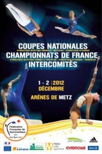 Affiche des Coupes Nationales à Metz
