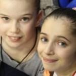 Oréane et Manon : 2 copines, une seule passion la gymnastique !