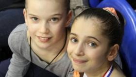 Oreane & Manon De Ridder à Bourges