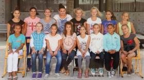 Les gymnastes du Pôle espoir de Toulon