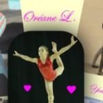 Oréane, beaucoup plus qu'une gymnaste…