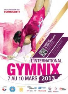 International Gymnix 2013