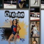 Oréane, gymnaste !