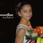 Oréane, une gymnaste toujours présente pour ses fans