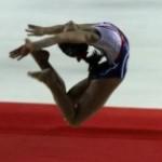 Vidéo : les progrès d'oréane dans la gymnastique