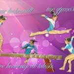 Vidéo : 2009- 2013 : les progrès d'Oréane dans la gymnastique !