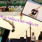 Oreane gymnaste internationale