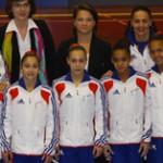 L'équipe de France 2e à l'U13 !