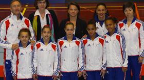 Equipe de France à l'U13 2013