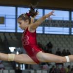 Oréane léchenault gymnaste de l'équipe de France
