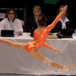 Coupes nationales 2014: Oréane dans le top 10