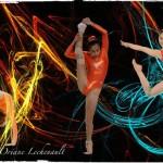 Oreane Lechenault toulon gymnastique