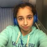 Oreane selfie lechenault
