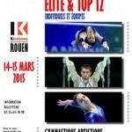 TOP 12 gymnastique féminine à Rouen
