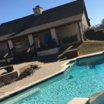 Maison famille d'accueil d' oréane aux USA