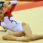 Oréane décroche le bronze au sol au championnat de France Elite 2016